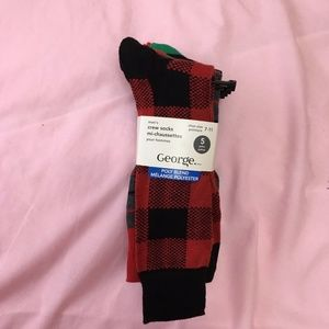 ⭐️ 2/$20 George Socks
